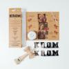KROM STROGO - WHITE
